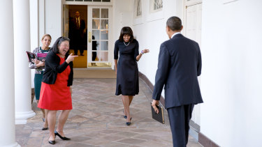 Tina Tchen was a senior official in the Obama White House, holding posts that included chief of staff to the first lady and assistant to the president.