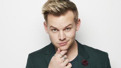 'It freaks my lawyers out': Why Joel Creasey reveals all in stand-up