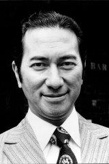 Stanley Ho in 1973.