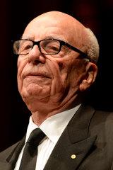 Rupert Murdoch had a stranglehold on the game under the NRL Partnership.