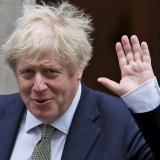 Arise, PM Boris.