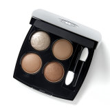 Chanel Les 4 Ombres Multi-Effect  Quadra Eye Shadow, $100.