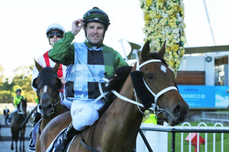 Tommy Berry on Subpoenaed returns to scale.