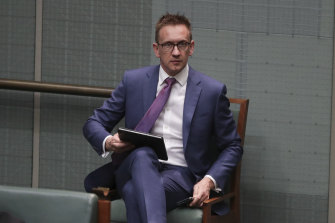 Labor MP Julian Hill would be notionally the biggest loser from the Victorian changes.