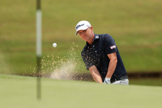 Matt Jones is the only Australian to make the halfway cut at the past two PGA Tour events.