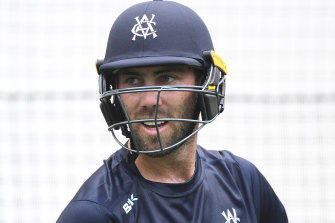 Glenn Maxwell announced last month that he would be taking some time away from cricket.