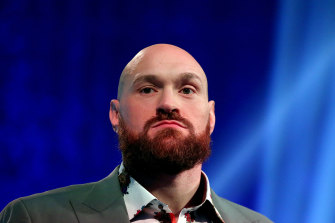 Tyson Fury does not want to be on the BBC's SPOTY shortlist.