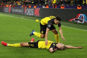 Erling Haaland has been a goal machine for Borussia Dortmund.