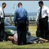 Purana detectives get their man: Carl Williams' arrest.
