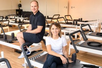 Owners of CorePlus Mike and Amy King don't like the word 'franchise'.