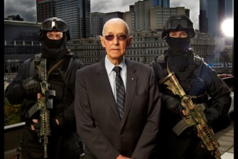 Mick Miller with the SOG. Blessed are the peacemakers.