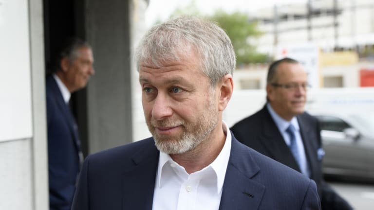 Billionaire Roman Abramovich was one of many Russian oligarchs to be kicked out of the UK.