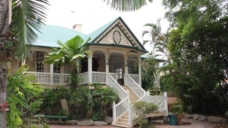 Feniton is recognised as a classic example of Brisbane's Federation-era architecture.