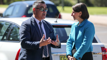 Barilaro seeks urgent talks with Premier over Coalition tensions