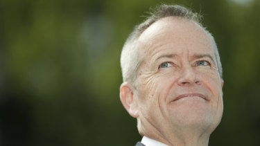 Opposition Leader Bill Shorten is ramping up his pre-election wages campaign.