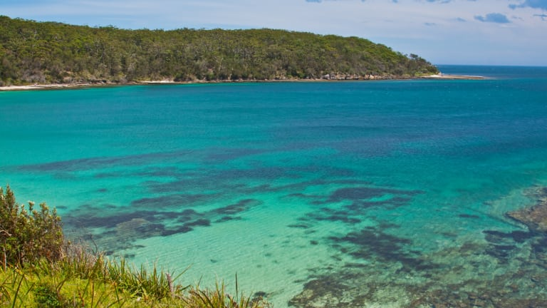 The Indigenous community of Wreck bay, on the south coast of New South Wales, is accessed by invite only.