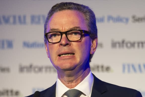 Swipe left: Labor hangs up on Pyne's electronic voting