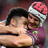 'They think it's their year': Punchy Brumbies heap grand final pressure on Reds