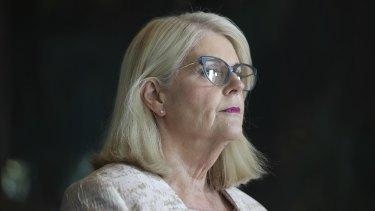 Home Affairs Minister Karen Andrews.
