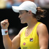 Barty strikes back in Fed Cup final with double-bagel win