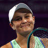 Pandemic has Barty savouring time as No.1