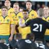Wallabies have nothing to fear at Eden Park, says Poidevin