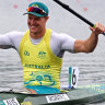 'Just one piece of a puzzle': McGrath creates history with double gold in canoeing