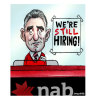 NAB red faced as candidates pull out of recruitment race
