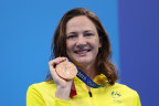 """Cate Campbell: """"You've got to risk it to get the biscuit""""."""