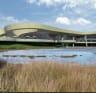Luxury spa resort plan for Gippsland Lakes