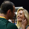 'She is my lucky charm': Cordner credits partner with on-field heroics