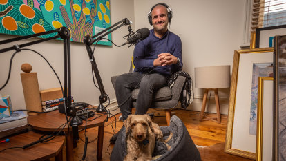 Mike was a public servant and a podcaster. The government warned he couldn't do both