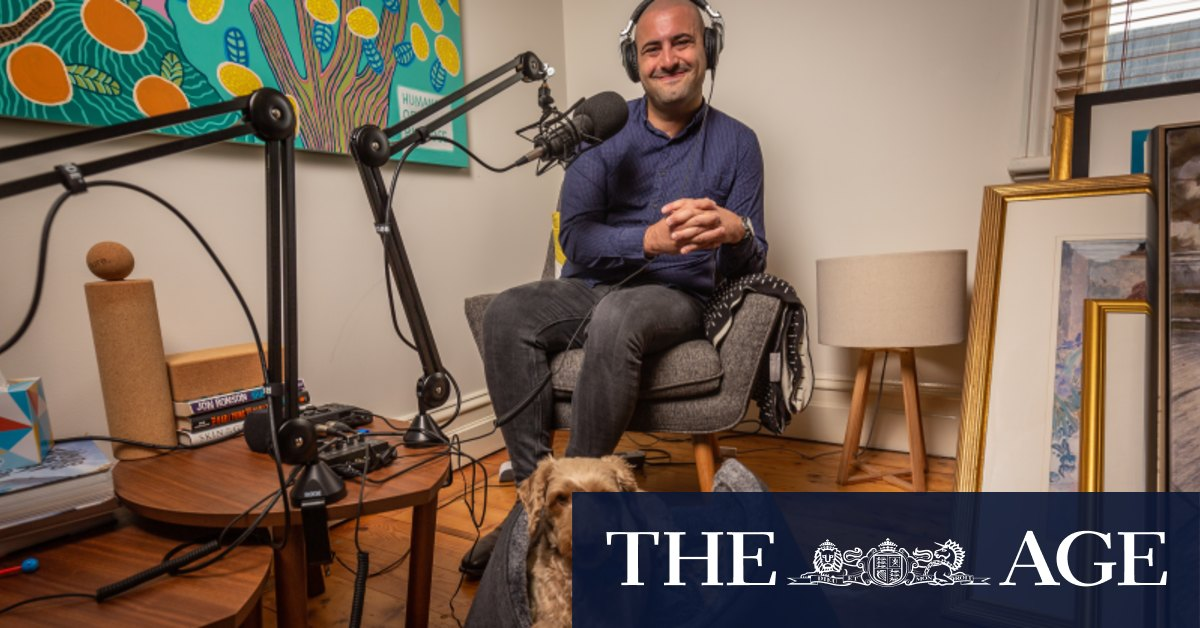 Mike was a public servant and a podcaster. The government warned he couldn't do both – The Age