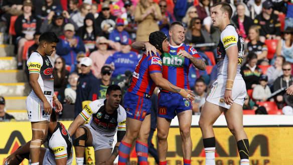 Ciraldo threatens NRL axe to fix slow-starting Panthers