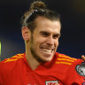 Bale blasted in Spain for flag celebration