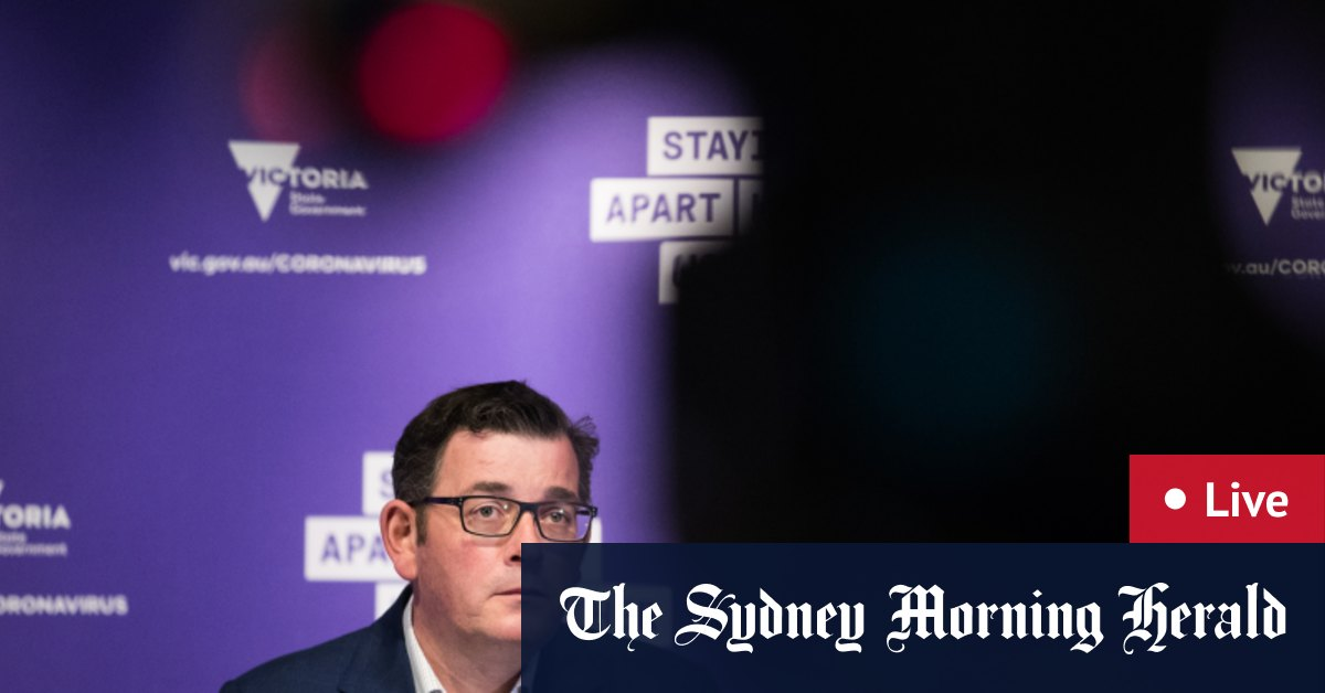 Coronavirus Australia Update Live Daniel Andrews Eases Victoria Restrictions Melbourne Curfew Scrapped Nsw Records No Covid 19 Cases Australia Death Toll At 870