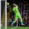 De Gea howler helps Watford to a shock 2-0 win over Manchester United