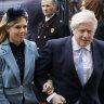 UK PM Boris Johnson weds in secret ceremony