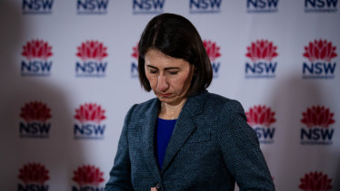 Colleagues have urged Premier Gladys Berejiklian to take a break after a bruising week.