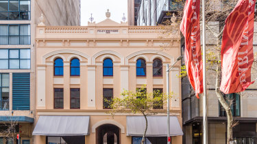 230 Sussex Street, Sydney is a refurbished freehold heritage property opposite the three Darling Park office towers.