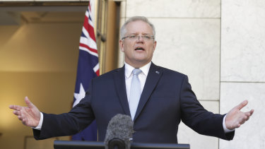 Prime Minister Scott Morrison says there will be more stimulus packages on the way as the economy shuts down due to the coronavirus.