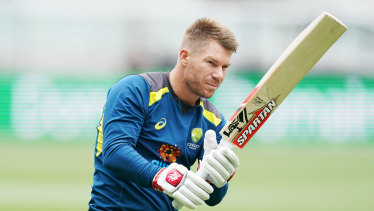 David Warner was one of three overseas players signed by the Southern Brave franchise.