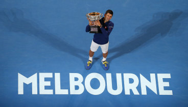 The Australian Open is set to start on February 1.