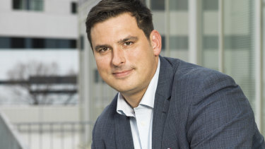 Telix Pharmaceuticals Christian Behrenbruch.