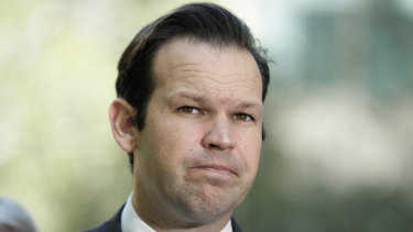 """Resources Minister Matt Canavan says there is a """"workers' revolution"""" taking place in Queensland."""