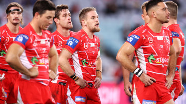 Matt Dufty wants to delay any move to England if possible.