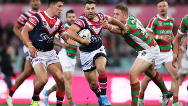 The tribalism and rivalry between teams such as Souths and the Roosters is of far more interest to fans than broadcast deals or engagement metrics.