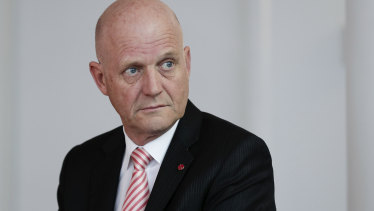 David Leyonhjelm  faces a fine of up to $2200 if found guilty.