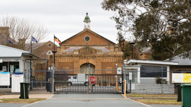 A prison nurse was found to have smuggled items into Goulburn Correctional Centre.