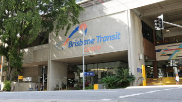 """""""Many of us that have grown up in Brisbane know this building very, very well,"""" Kate Jones said."""